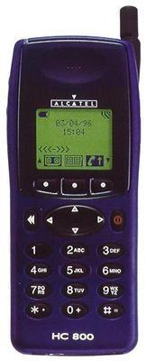 Alcatel HC 800 -Фотография телефона. Photo Alcatel HC 800