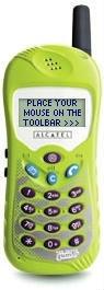 Alcatel One Touch Gum -Фотография телефона. Photo Alcatel One Touch Gum