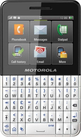 Motorola Motokey XT EX118 -Фотография телефона. Photo Motorola Motokey XT EX118