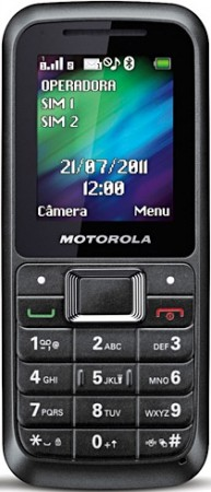 Motorola WX294 -Фотография телефона. Photo Motorola WX294