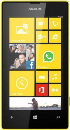 Nokia Lumia 520 -Фотография телефона. Photo Nokia Lumia 520