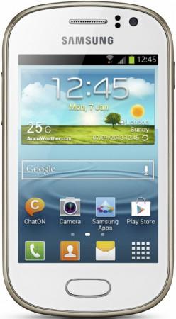 Samsung Galaxy Fame S6810 -Фотография телефона. Photo Samsung Galaxy Fame S6810