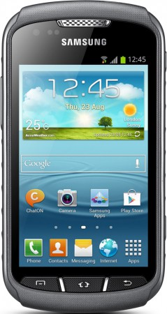 Samsung S7710 Galaxy Xcover 2 -Фотография телефона. Photo Samsung S7710 Galaxy Xcover 2