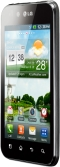 Телефон LG Optimus Black
