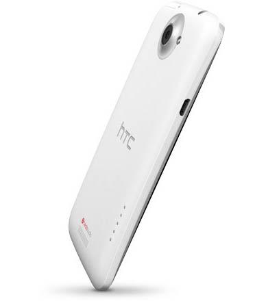 HTC One XL: смартфон с поддержкой LTE