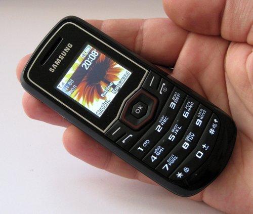 Пароль телефона samsung gt e1081t секреты мобильных телефонов samsung