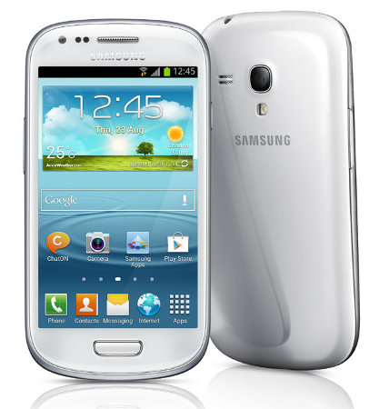 Samsung Galaxy S III mini: минифлагман